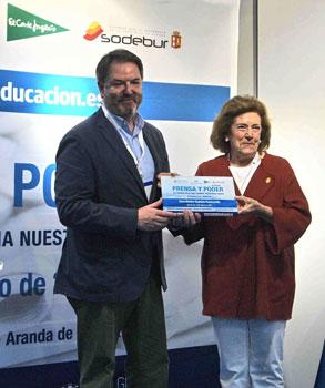 Miguel Henrique Ortega y Elena Moreno