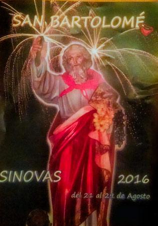 Fiestas del Barrio de Sinovas en honor a San Bartolomé