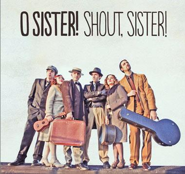 La banda de swing O Sister en el Verano Cultural de Milagros