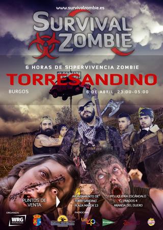 """""""Survival zombie"""" en Torresandino"""