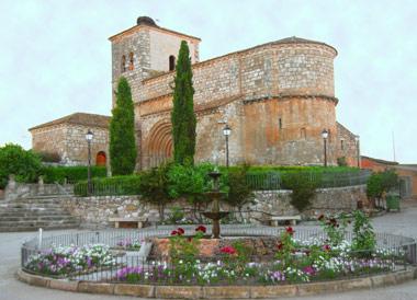 Iglesia de Terradillos S. XII