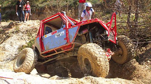 adelino4x4500 Hermanos Arranz: Campeones del trial 4X4