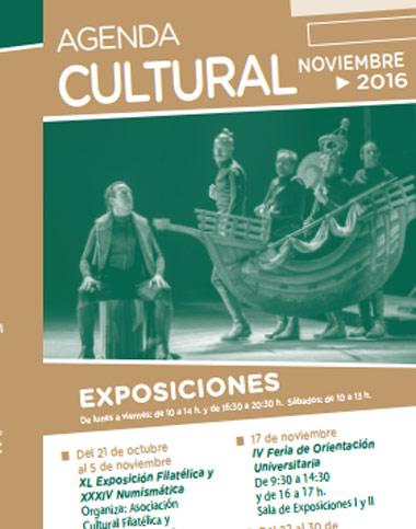 Agenda Cultural de noviembre en Aranda de Duero