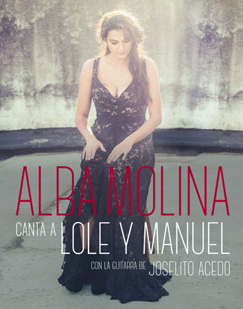 Alba Molina en la Colmena Musical