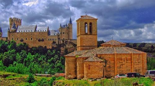 © Merche Abad | Alcazar. Segovia