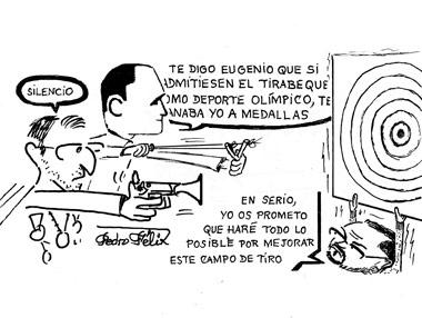 Viñeta: Pedro Félix García