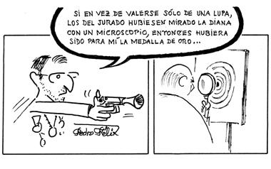 Ilustración: Pedro Félix García | Eugenio Martín Fisac