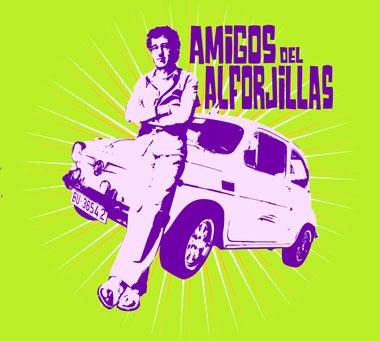 alforjillas3801 Todo preparado para la Fiesta en honor a Angel Herranz El Alforjillas