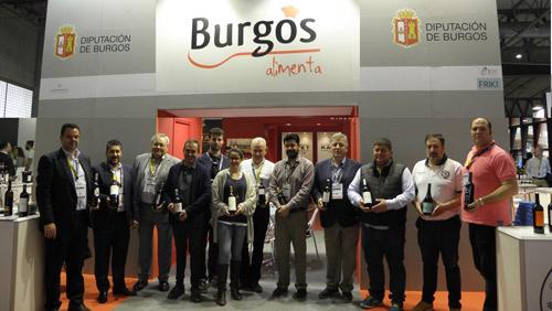 Bodegueros de Burgos en Alimentaria
