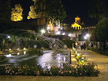 Fotografía: J.Marqués. Alcázar de Córdoba.