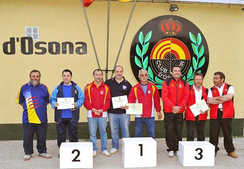 armasarmas1 Extraordinarios resultados en Armas de Avancarga de Los Alcotanes
