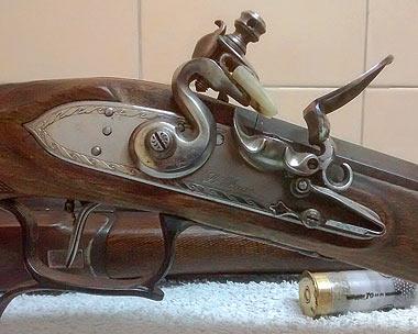 Pistola Clásica