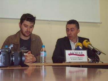 Firma del Convenio 2012