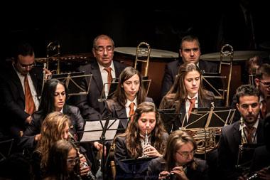 Fotografía: Rafael Lillo | Banda de Música de Mora