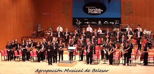 Fotografía: Facebook de Agrupación Musical de Belesar