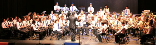 Banda Musical Monçao | Fotografia: Web oficial de la Banda