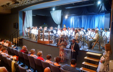 bandamusica La Banda Musical de Pevidém ganadora del Certamen de Bandas