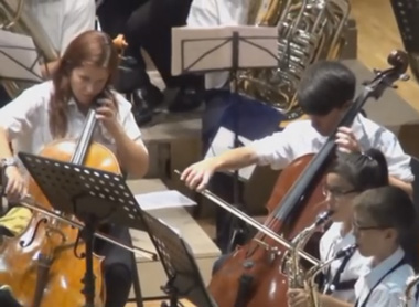 Agrupación Musical Montesinos, de los Montesinos, Alicante