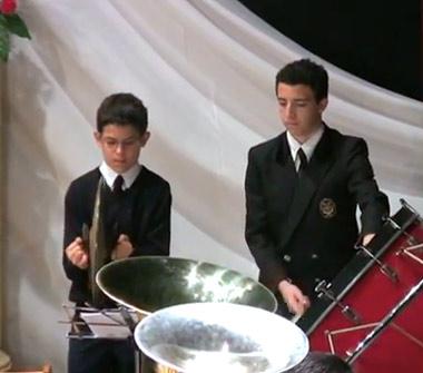 """Banda de Música de """"Olcadia"""", Ocaña, Toledo"""