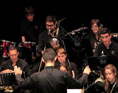 Fotografía: Facebook de la Agrupación Musical