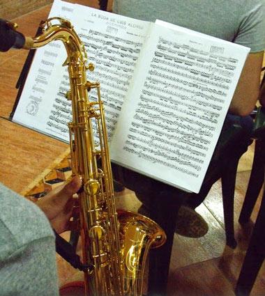 Fotografía: Web de la Unión Musical Cartagonova