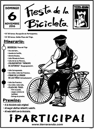 Fiesta de la Bicicleta 2016