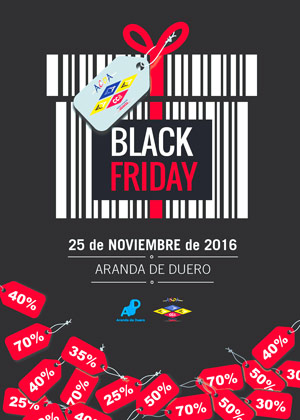 Jornada de descuentos Black Friday