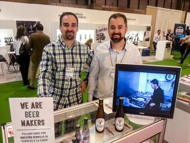 Cerveza Artesana Tesela en Burgos Alimenta