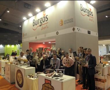 Burgos Alimenta en Alimentaria Barcelona 2018