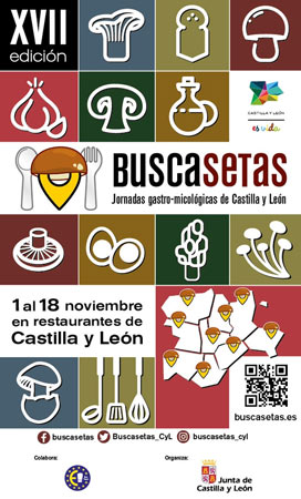 XVII Jornadas Gastronómicas Buscasetas 2018