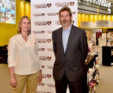 Dra. Sonia de Pascual-Teresa y Dr. Javier Fontecha