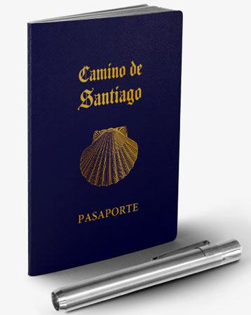 Pasaporte Camino de Santiago