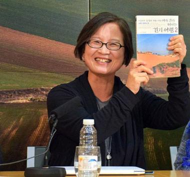 Kim Nam Hee hoy en Santo Domingo de la Calzada