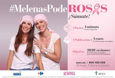Campaña #MelenasPoderosas