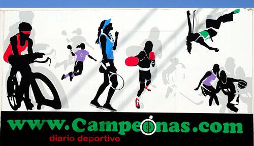 Campeonas, el Deporte Femenino visible