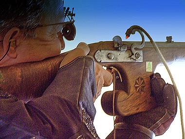 Fotografía: Javier Marqués | Tiro con Arma Clásica