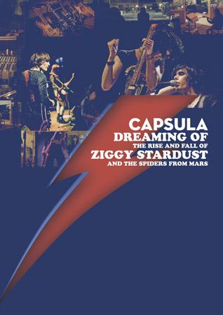 Capsula presenta su personal homenaje a David Bowie