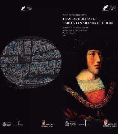 Tras las huellas de Carlos I en Aranda de Duero