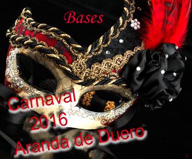 Bases para participar en el Carnaval 2016
