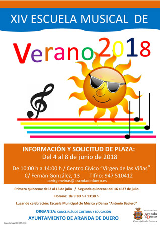 Escuela Musical de Verano