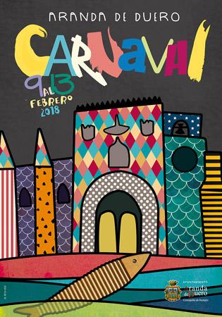 Carnavales 2018 en Aranda de Duero