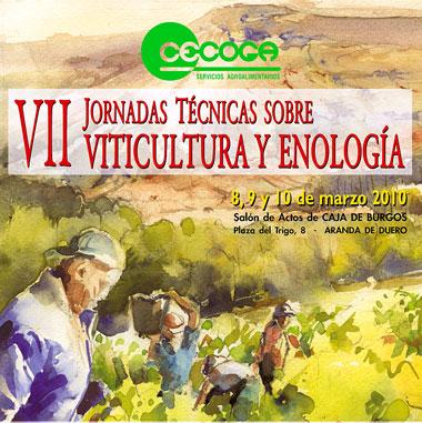VII Jornadas Viticultura y Enología