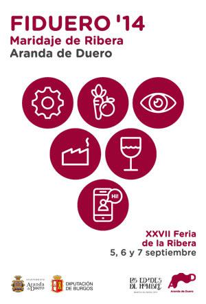 Cartel de Fiduero 2014