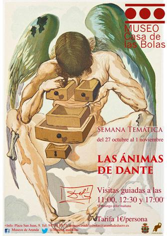 Actividades en el Museo Casa de Las Bolas