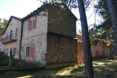 Casa del parque Laguna Negra en Soria