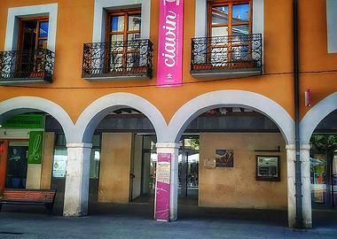Emplazamiento del antiguo Casino Artístico | Foto: Merche Abad.