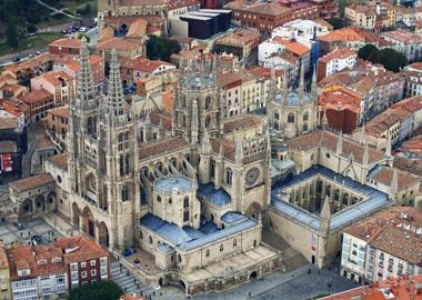 Fotografía: Catedral de Burgos 2021