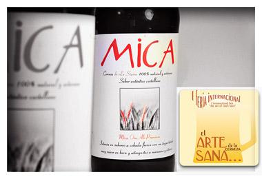 Cerveza Mica, de Fuentenebro