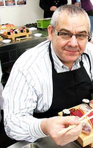 Chef Daniel García