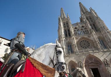 cid380 Rutas gastroculturales por los Caminos del Cid en la provincia de Burgos